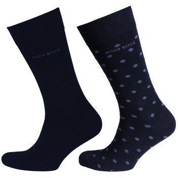 Hugo Boss Socks Dots 2 pakkaus
