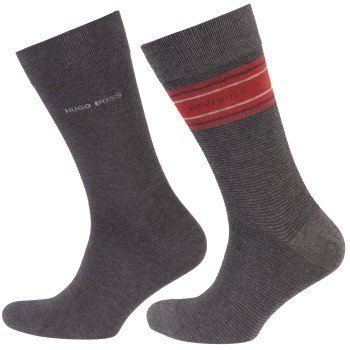 Hugo Boss Socks Stripe RS 2 pakkaus
