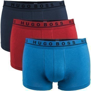 Hugo Boss Stretch Cotton Trunks 3 pakkaus