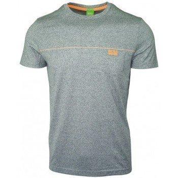 Hugo Boss Tee-shirt tee 9 gris lyhythihainen t-paita
