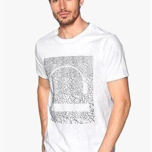 Humör Felix T-shirt B.White