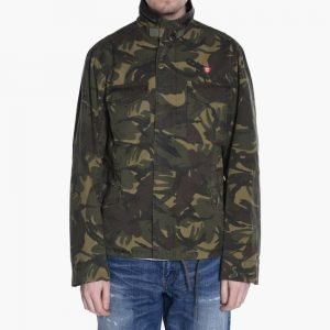 Human Made HMMD Camo Field Jacket