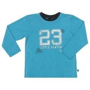 Hummel Fashion Siva pitkähihainen T-paita