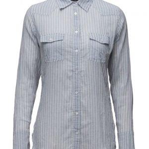 Hunkydory Essentials Montrose Shirt pitkähihainen paita