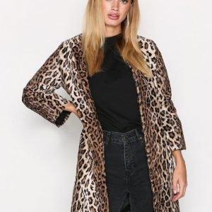 Hunkydory Leopard Jacket Tekoturkki Leopard