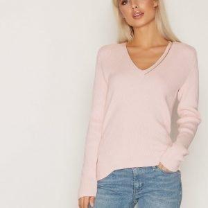 Hunkydory Pauline Knit Neulepusero Pink Rose