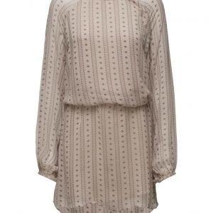 Hunkydory Script Printed Vona Dress lyhyt mekko