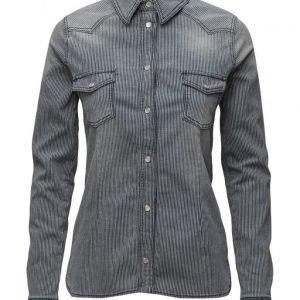 Hunkydory Western Anna Shirt pitkähihainen paita