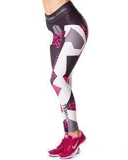 ICANIWILL Leopard Edition V.2 Pink Leo