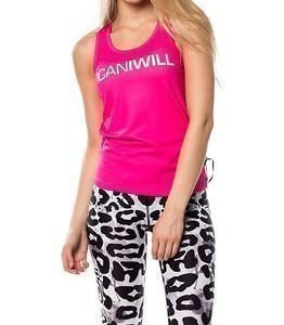 ICANIWILL Tank Top Pink