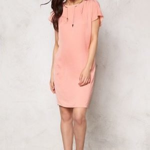 ICHI Fay Dress 16015 Coral Haze