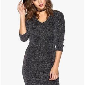 ICHI Kathy Dress 10022 Silver