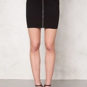 ICHI Kia skirt Black