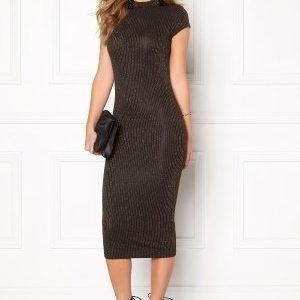 ICHI Korana Dress 12227 Copper