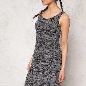 ICHI Lisa Dress 10001 Black