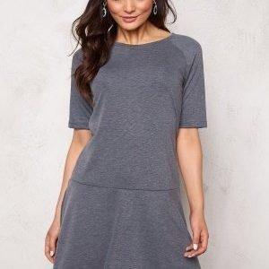 ICHI Moonshine Dress Total eclipse Mel