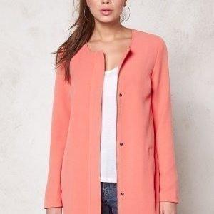 ICHI Uniba Jacket 16015 Coral Haze