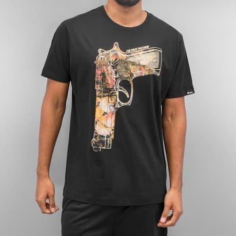 Ichiban T-paita Musta