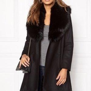 Ida Sjöstedt Clea coat Black