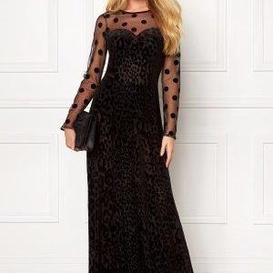 Ida Sjöstedt Helen dress Black