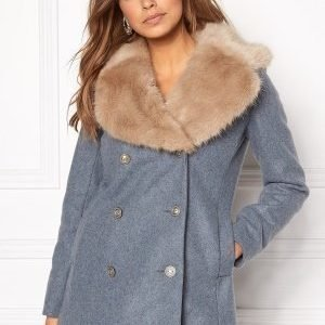 Ida Sjöstedt Joy jacket Khaki/blue/beige