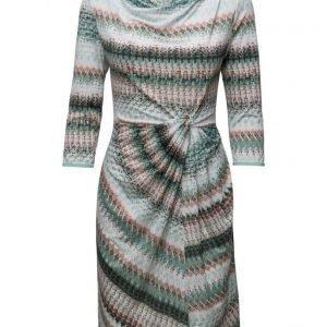 Ilse Jacobsen Womens Knee Length Draped Dress mekko