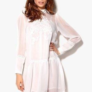 In Wear Meyas Dress Valkoinen
