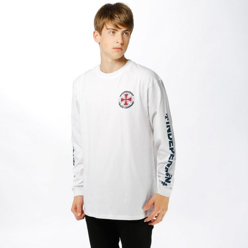 Independent ITC Cross -longsleeve