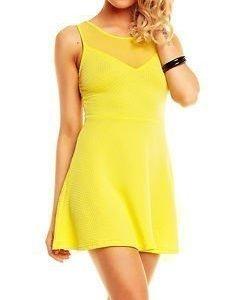 India Dress Yellow