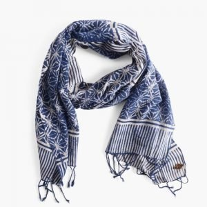 Indigo People Toshiro Scarf