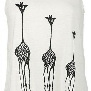Innocent Giraffe Vest Naisten Toppi