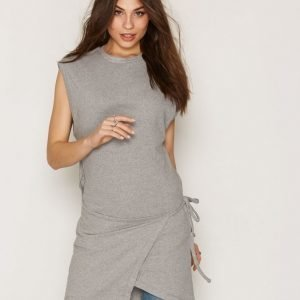 Iro Maeny Loose Fit Mekko Light Grey