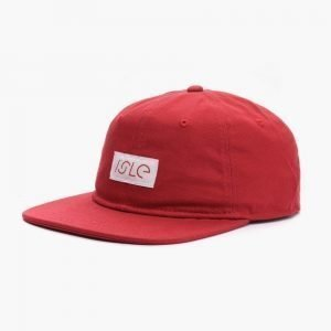 Isle Skateboards 6 Panel Logo Snapback