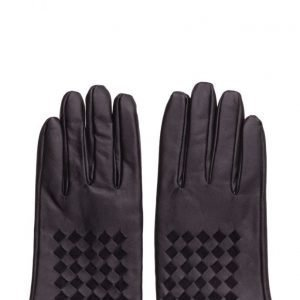 J. Lindeberg Braided Gloves Braided Leath hanskat