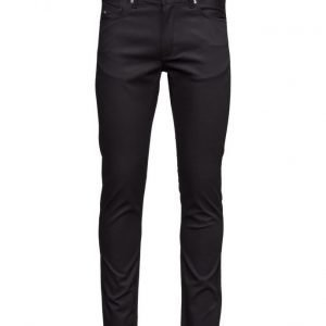 J. Lindeberg Damien Black Stretch Denim skinny farkut