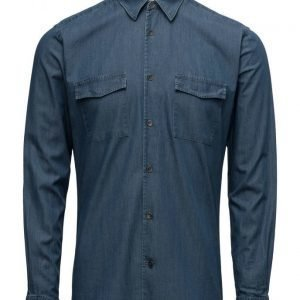 J. Lindeberg Daniel Cl S Washed Chambray
