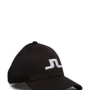 J. Lindeberg Golf Bon Flexi Twill Cap lippis