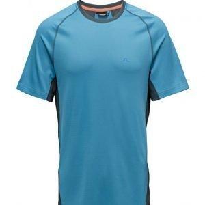 J. Lindeberg M Active T-Shirt Ac Hexa Knit urheilupaita