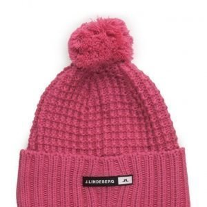 J. Lindeberg Ski Ball Hat Wool Blend