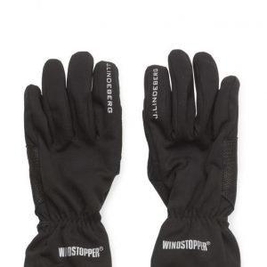 J. Lindeberg Ski Windstopper Glove hanskat