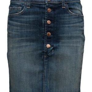 J brand Rosalie Button Front Skirt mekko