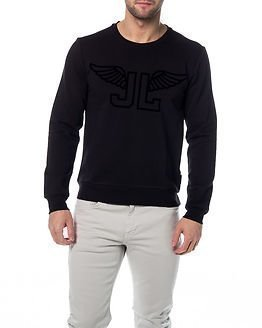 J.Lindeberg Abur JL Wings Compact Sweat Black