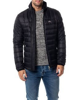 J.Lindeberg M Radiator Sweater Pertex Black