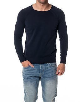 J.Lindeberg Milo Summer Cotton Dark Navy