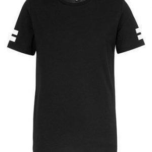 JACK&JONES T-paita Boro Musta