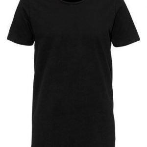 JACK&JONES T-paita Hugo tee Musta