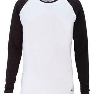 JACK&JONES T-paita Stan tee Valkoinen Musta