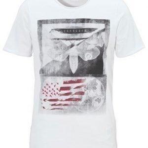 JACK&JONES T-paita Valkoinen