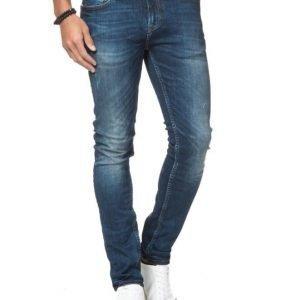 JUNK de LUXE DK Indigo Skinny Jeans Dark Indigo