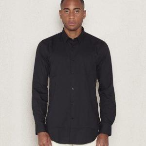 JUNK de LUXE Plain LS Longshirt Black